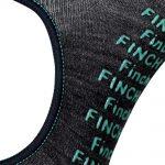 Close up of the Merino Wool Yoga
